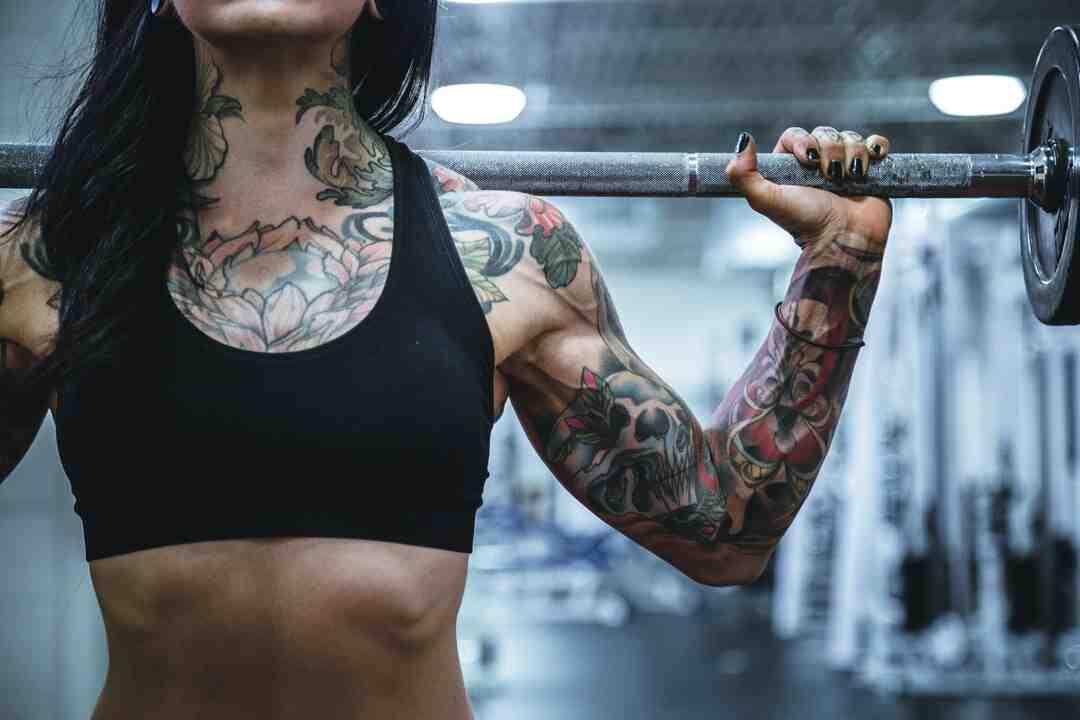 Comment développer ses muscles lorsque l'on est une femme