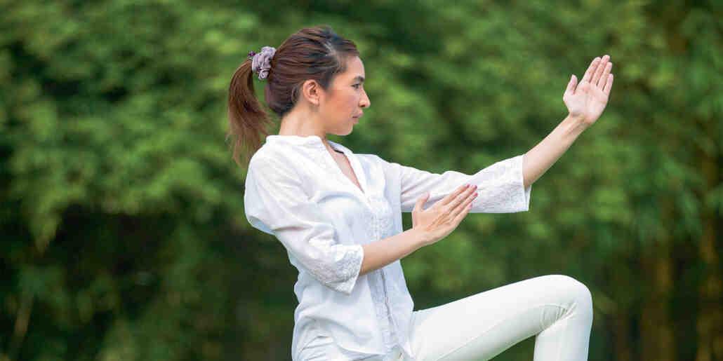 Comment pratiquer le taïchi