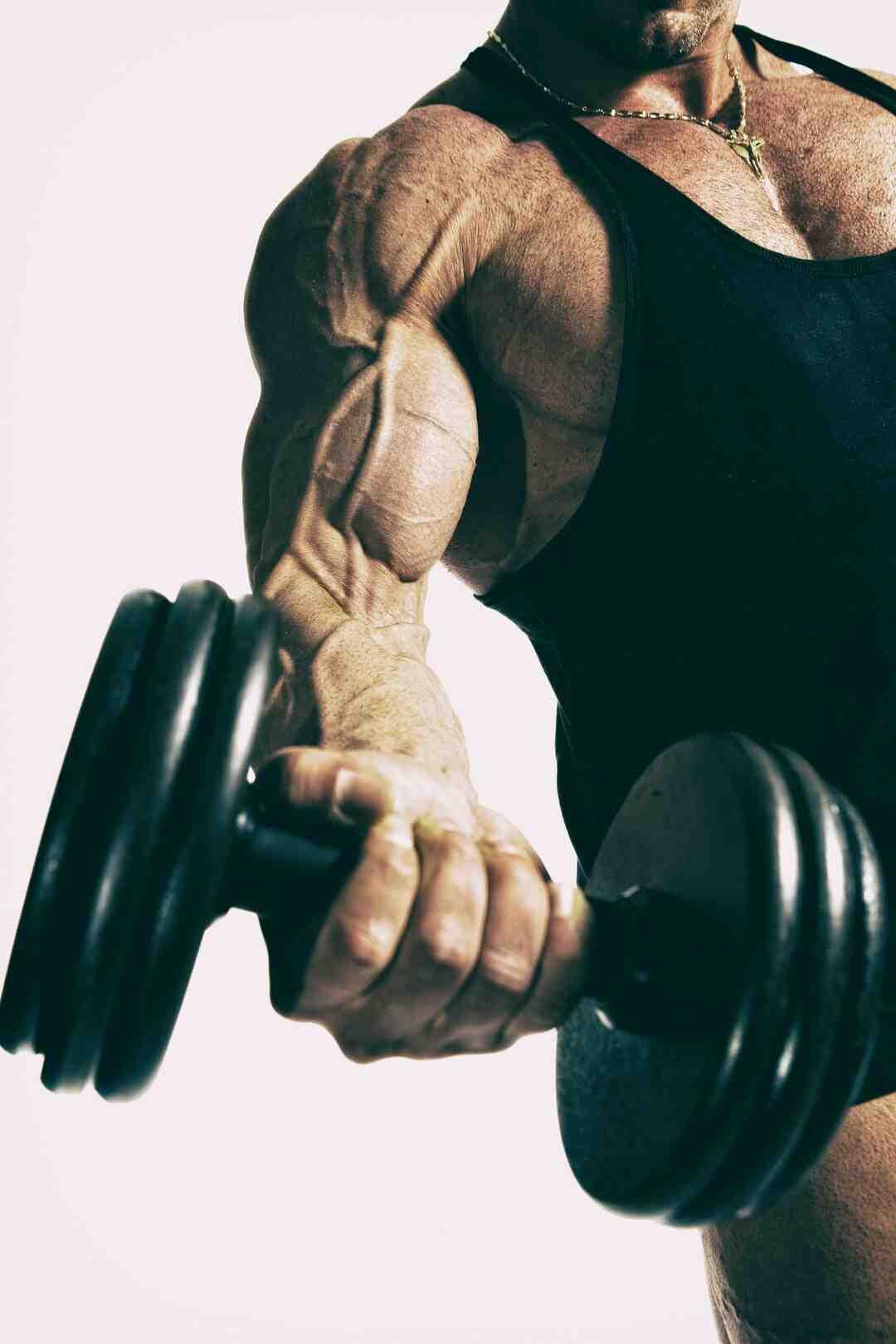 Comment mesurer ses biceps