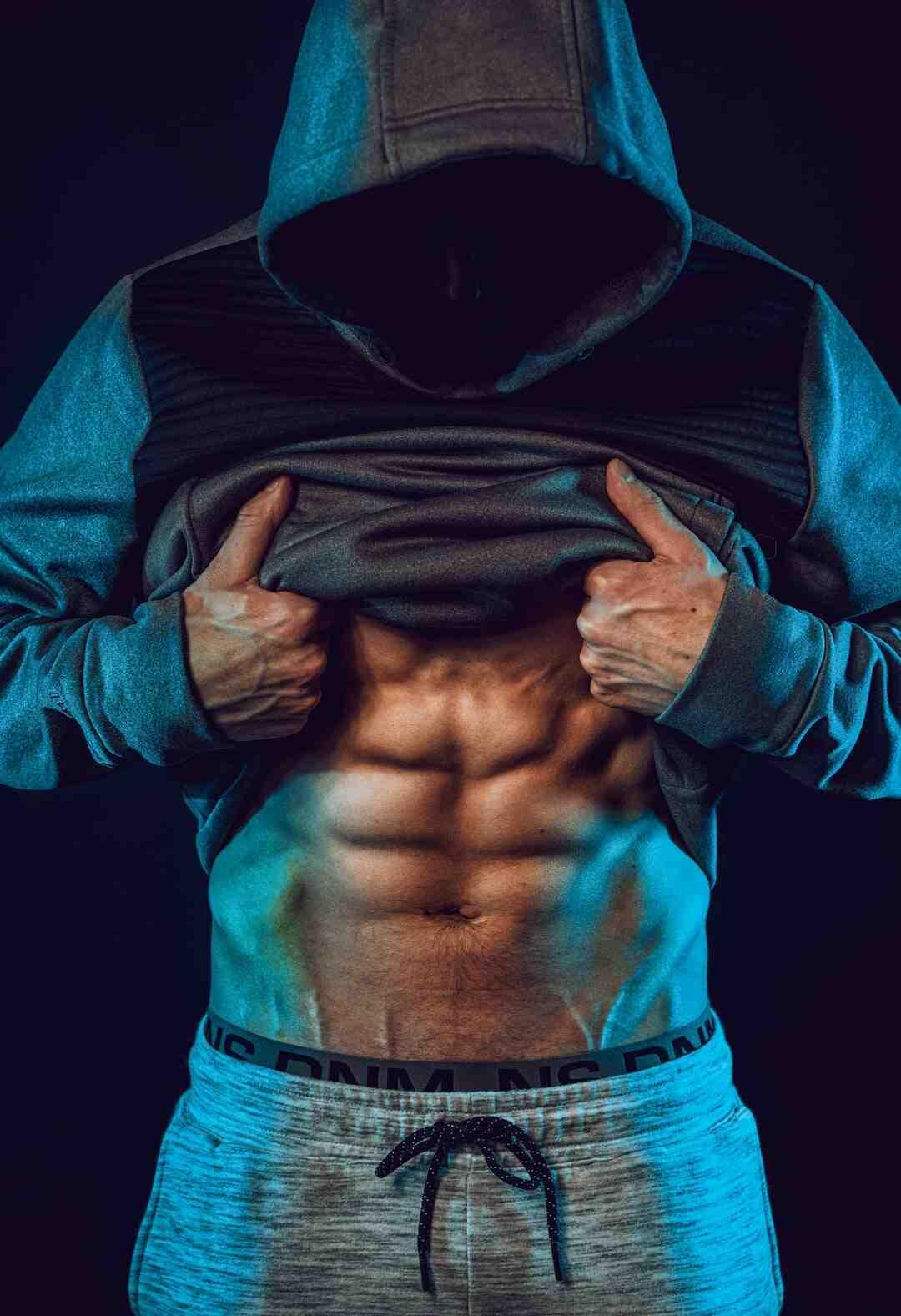 Comment obtenir des muscles bien dessinés