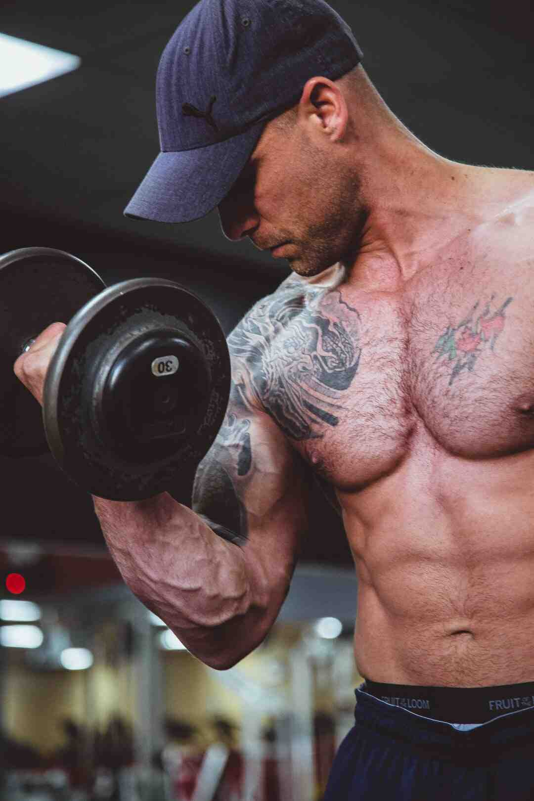 Programme musculation fessier volume